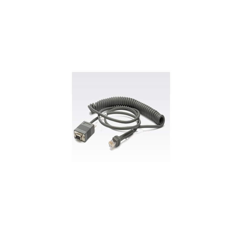 Motorola Cable Rs232 2 7m Colied Agbit Pl