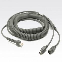 Kabel PS/2 do czytnika Symbol Motorola 6mb skręcany