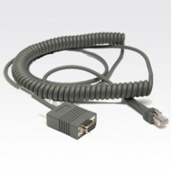 MOTOROLA Cable RS232 3.6m , colied