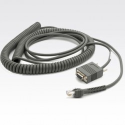 MOTOROLA Cable RS232 6m , colied