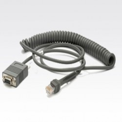 MOTOROLA Cable RS232 2.7m , colied