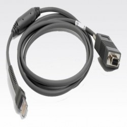 MOTOROLA Cable RS232, 2.1m , straight