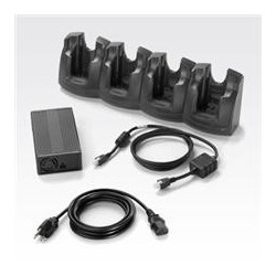 Motorola 4-slot charger, MC30XX