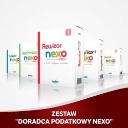 Insert - Zestaw Doradca podatkowy nexo