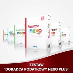 Insert - Zestaw Doradca podatkowy nexo plus