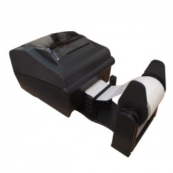 Stojak do etykiet Bixolon LES-400G w powiązaniu z drukarką